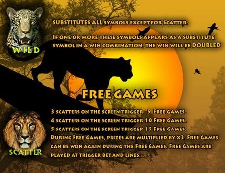 Wild и правила фриспинов в аппарате Savanna