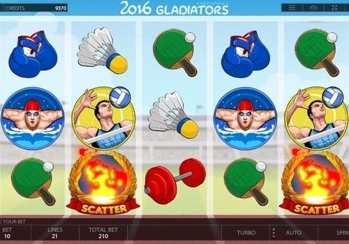 Игровые автоматы на реальные деньги с выводом на карту - 2016 Gladiators