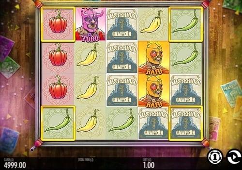 Игровые автоматы с выводом денег на карту — Luchadora