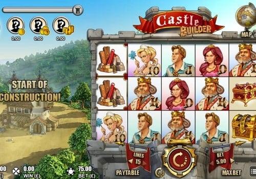 Игровые автоматы с выводом денег на карту Castle Builder